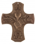 442 - Cross made of Bronze