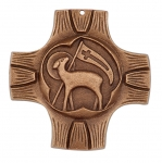501 - Cross made of Bronze