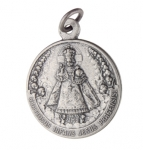 Medal with motif Infant of <br> Prague / Scapular No. 2073/23