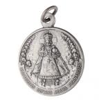 Medal with motif Infant of <br> Prague / Scapular No. 2073/23