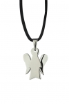 Stainless Steel Pendant Guardian Angel