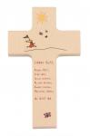 Cruz de madera No. 5000