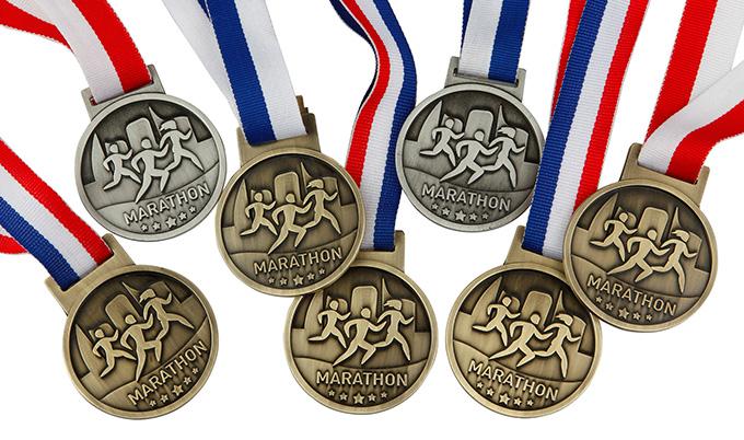 Lauf-/ Marathon-Medaillen