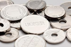 Münzen/Wertmarken