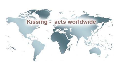Kissing ist weltweit tätig