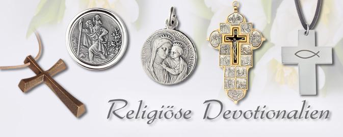 Religiöse Devotionalien